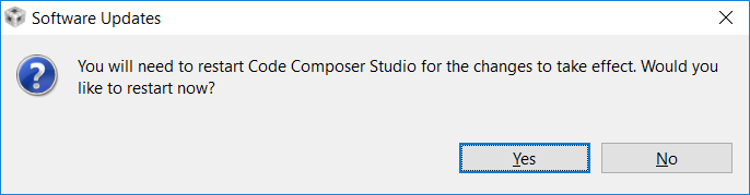 Code Composer Studio Installation